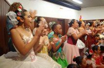 Instituto Cuida de Mim - Apresentação Ballet e Violão 2013