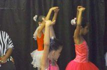 Instituto Cuida de Mim - Apresentação dos alunos de música e ballet - 2014