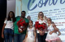 Apresentação das crianças do Instituto Cuida de Mim - Dez/2017