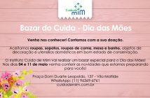Bazar do Cuida - Dia das Mães