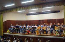 Apresentação das turmas de Ballet e Violão - 2012