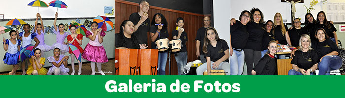 Galeria de Fotos do Instituto Cuida de Mim