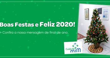 Mensagem de Natal do Instituto Cuida de Mim