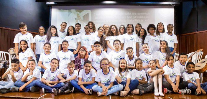 Instituto Cuida de Mim - Apresentação 2019