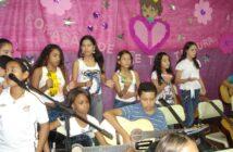 Instituto Cuida de Mim - Apresentação de Dia das Mães - 2011